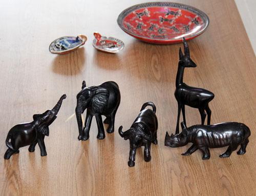非洲木雕图片3:非洲动物园